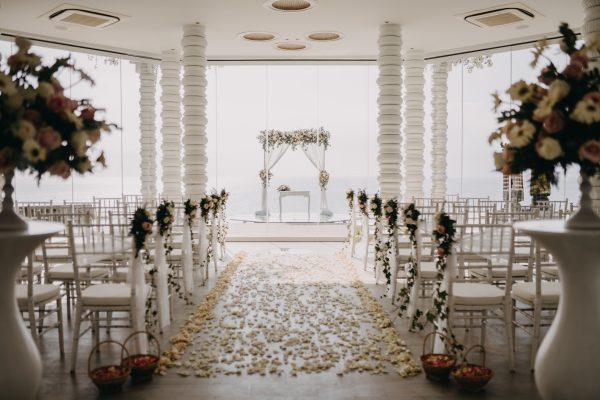 Clifftop Wedding Venue Bali Kamaya