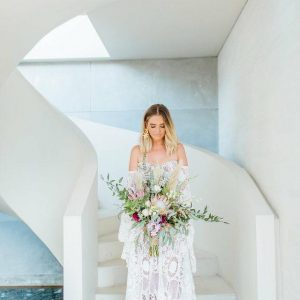 Amazing Wedding Hair and Makeup in Bali By The Bronzer