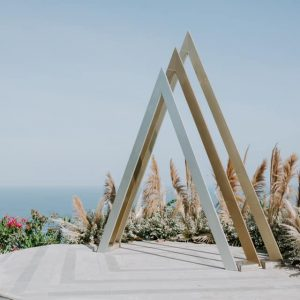 Simple but stunning ceremony at Wonderland Uluwatu