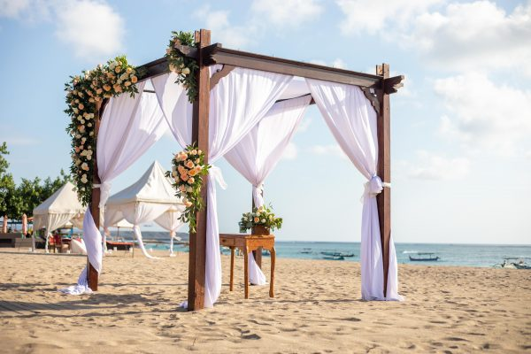 Beach Wedding Majoly Tuban