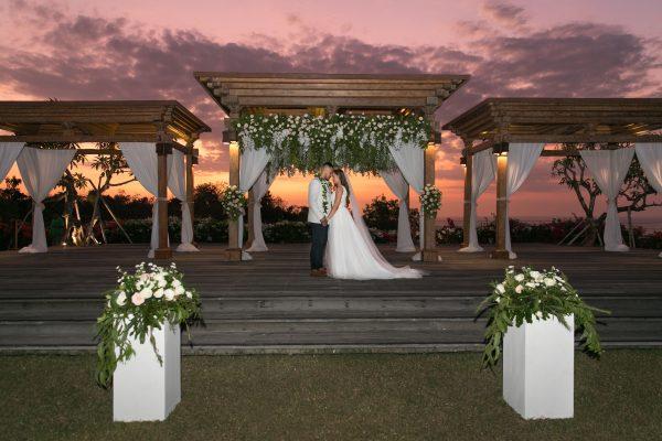 dar wedding photos in bali