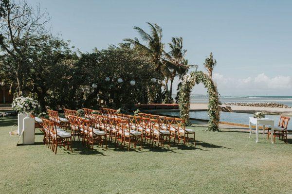 Private Beach Venue Bali Taman Bhagawan