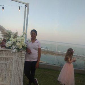 bali wedding nanny