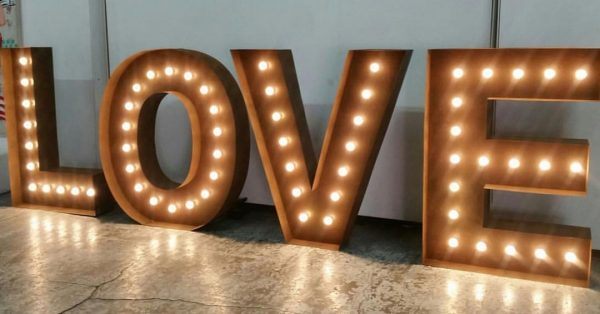 rustic love letters bali