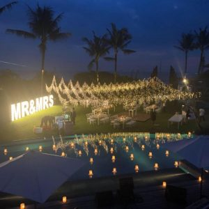 bali event lighting