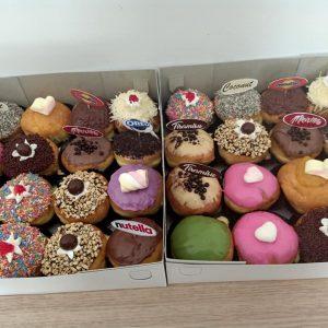 boxes of donuts bali