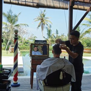 bali barber mobile service