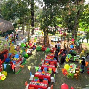 parklife bali kids party