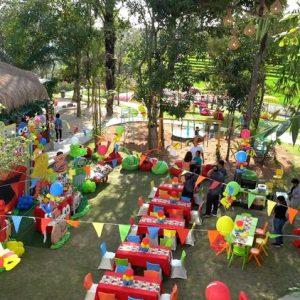 parklife bali kids party