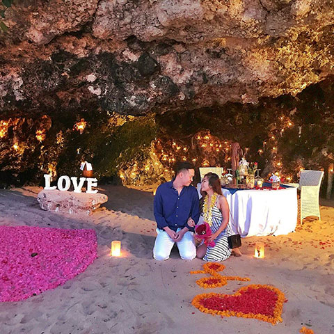 propose in bali