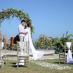 wonderland bali elopement