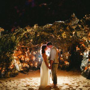 samabe cave elopement