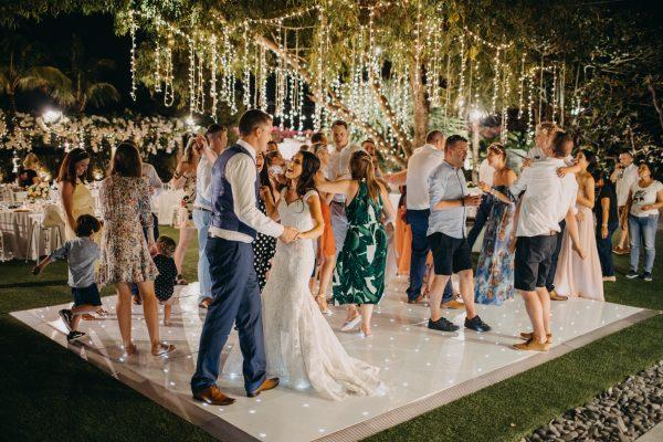 Sparkling Dance floor Bali