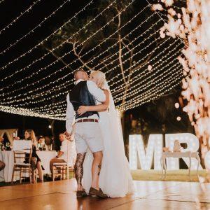 Nusa Dua Beach Hotel Wedding Reception