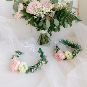 Bali wedding florals