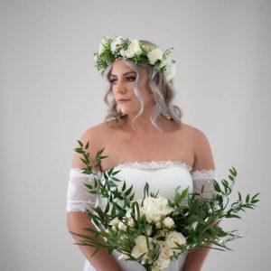 Simply Wild Greenery Bouquet