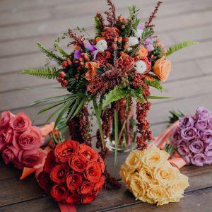 Bali Tropical Bold Bouquet